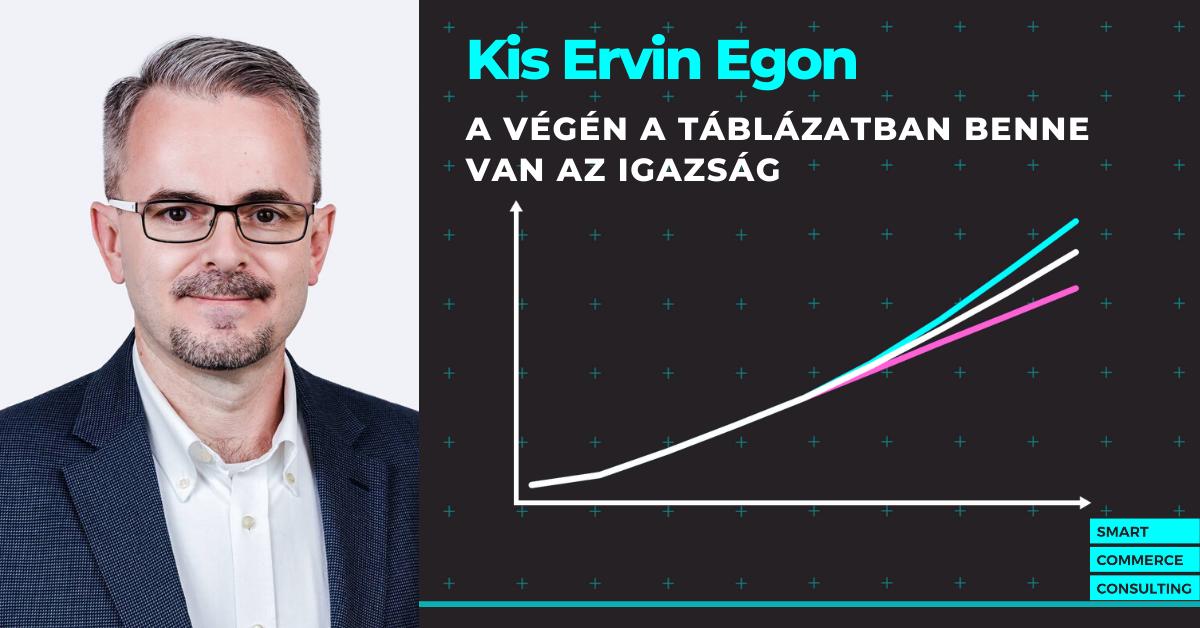 """""""A végén a táblázatban benne van az igazság"""" – anekdotázós interjú Kis Ervin Egonnal, a SCC alapítójával"""